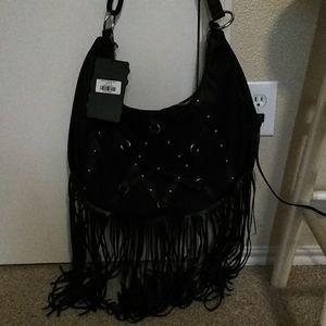 Magicka Fringe Bag